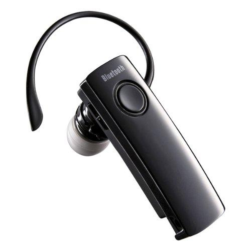 SANWA SUPPLY MM-BTMH18BK Bluetoothヘッドセット ブラック