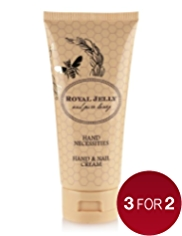 Royal Jelly & Pure Honey Hand & Nail Cream 100ml