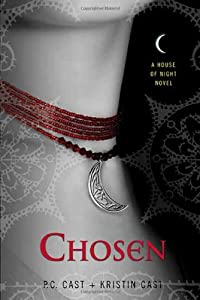 "Cover of ""Chosen (House of Night, Book 3)..."