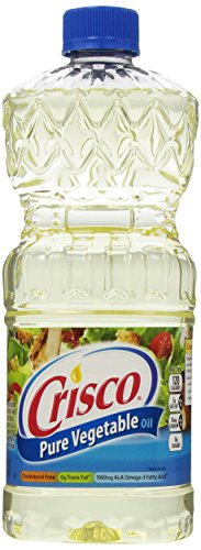 Crisco Vegetable Oil - 48 oz