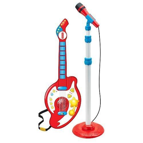 FisherPrice Rockstar Guitar And Microphone Set Best Deals ...