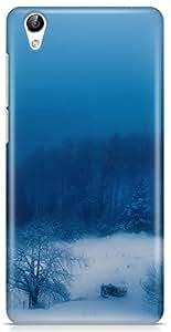 Vivo Y51L Back Cover by Vcrome,Premium Quality Designer Printed Lightweight Slim Fit Matte Finish Hard Case Back Cover for Vivo Y51L