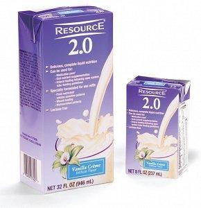 Resource 2.0 Nutritional Supplement