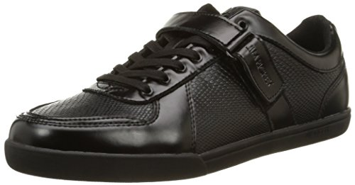 Jim Rickey - Walcott Strap, Sneakers da uomo, nero (matt patent/animal black), 40