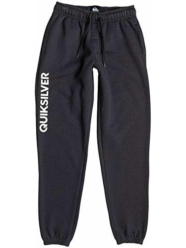 Quiksilver-Everyday da pantaloni sportivi, Ragazzi, Everyday, Black (Anthracite), 14 anni