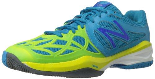 888098094657 - New Balance Women's WC996 Tennis Shoe,Blue,11 B US carousel main 0