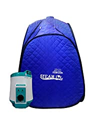 ACS Acupressure Steam Bath - Portable Steam Sauna - Perfect
