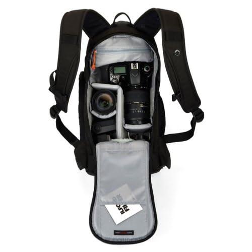 【国内正規品】Lowepro カメラリュック フリップサイド200 8.5L 三脚取付可 ブルー 351839