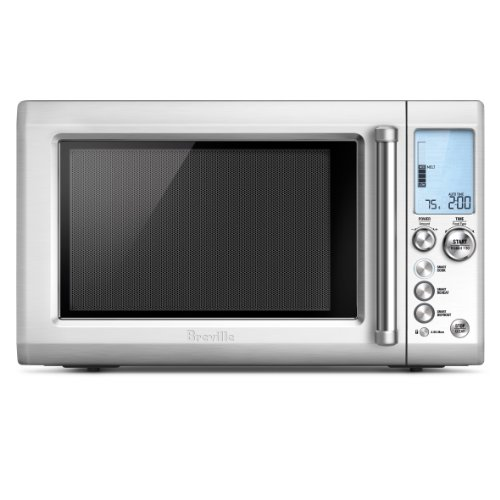 Read About Breville BMO734XL Quick Touch Microwave Oven