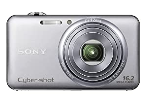 Sony Cyber-shot DSC-WX70 16.2 MP Digital Camera with 5x Optical Zoom and 3.0-inch LCD  (Silver) (2012 Model)
