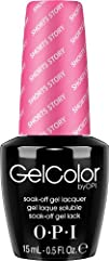 OPI Gel Nail Color Short Story .5 Ounce