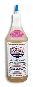 Lucas 10003 Upper Cylinder Lubrication & Injector Cleaner 32 oz. from Lucas