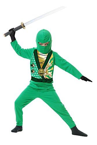 Jade Ninja Avenger Series 4 Costume