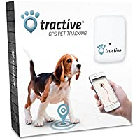 Tractive GPS Pet Tracker For Dogs And Cats - Real Time Tracking