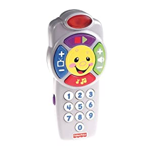 Fisher Price Laugh & Learn Click 'n Learn Remote Reviews