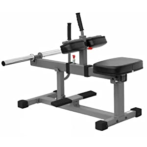 XMark Commercial Seated Calf Raise Machine XM-7613 by XMark Fitness