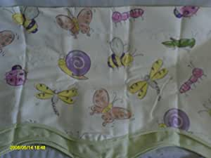 Busy Bee Valance By Waverly Home Classics Home Kitchen