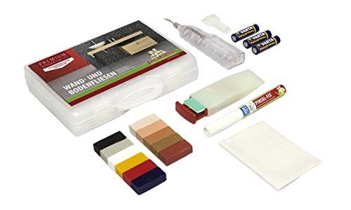 fliesen reparieren fliesen reparaturset f r wand und bodenfliesen. Black Bedroom Furniture Sets. Home Design Ideas