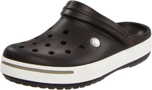 Crocs, Crocband II, Zoccoli e sabot,Unisex - adulto, Marrone (Eskh), 43/44