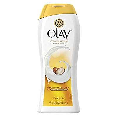 Olay Body Wash with Shea Butter - 16 oz - 2 Pack