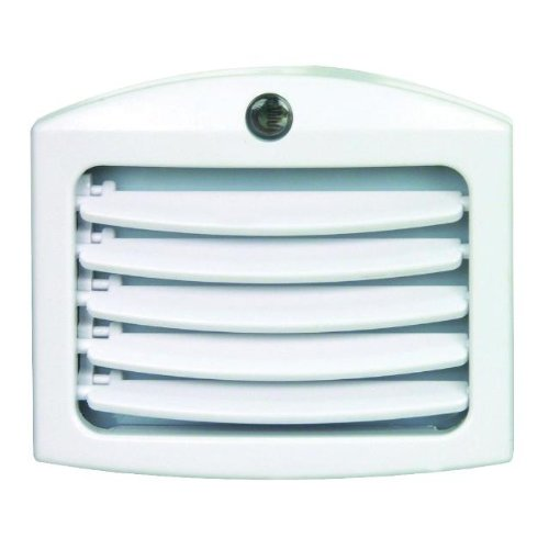 Stanley 32329 Led Theater Style Night Light With Adjustable Louvers And Sensor