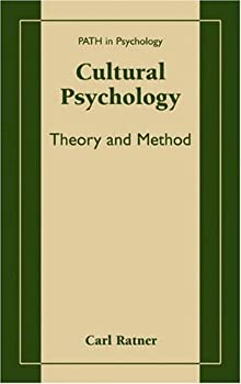cultural psychology: theory and method (path in psychology) - carl ratner