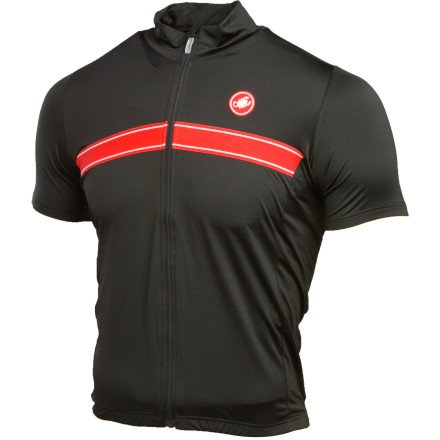 Buy Low Price Castelli Fedele Short Sleeve Jersey (B005XJZ5IK)