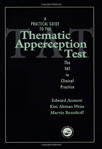 Praktischer Leitfaden für die thematische Apperzeption Test: die TAT in der klinischen Praxis
