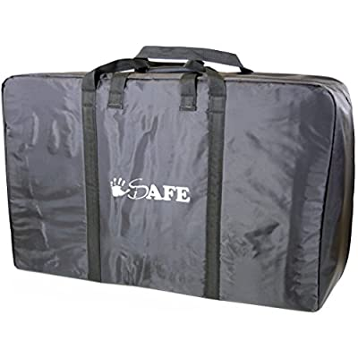 iSafe Large Holiday Single Travel Bag Luggage Heavy Duty Design For Pram System Travel Tote from iSafe