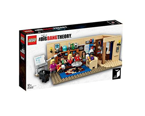 New LEGO Ideas Theory 21302 Building