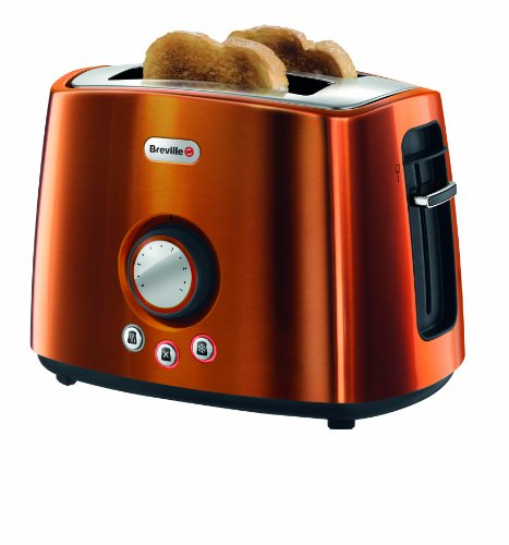 Breville Rio Sunset 2-Slice Stainless Steel Toaster by Breville