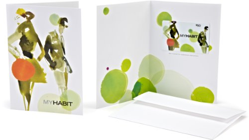MYHABIT Gift Card with Greeting Card - $80