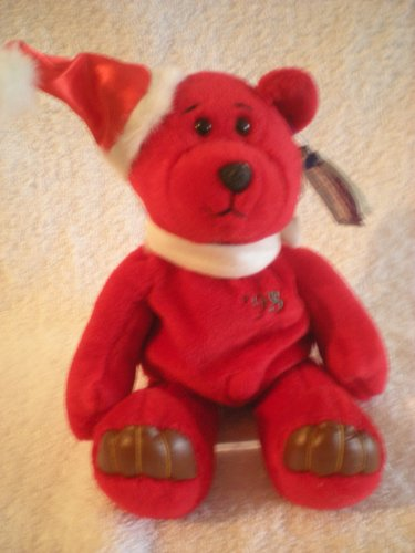 Limited Treasures Holiday Edition Bear Claus 98