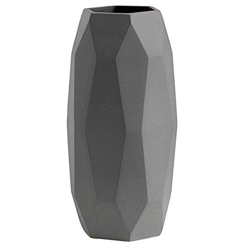Shades - Ceramics Series - Vase - Grey