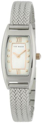 Ted Baker Ladies Silver Mesh Bracelet TE4054