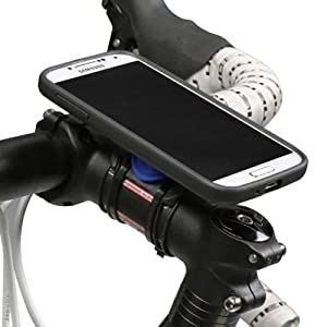 ANNEX QUAD LOCK ® Bike Mount KIT SGS4 für Samsung Galaxy S4 / S IV