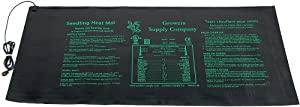 Growers Supply Company GSHML 20-3/4-by-48-Inch Large Seedling Heat Mat (Discontinued by Manufacturer)