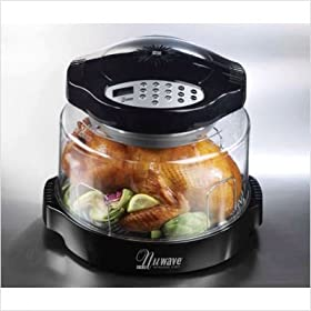 Nu-wave Pro Digital Black Oven