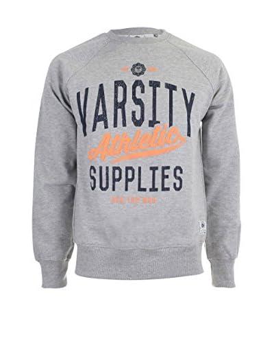 Varsity Team Players Sweatshirt Athletic Supplies anthrazit
