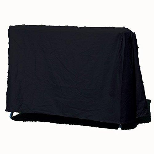 Robuste Schutzhülle für Hollywoodschaukel 2-Sitzer aus starkem Polyestergewebe anthrazit günstig