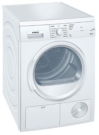 Siemens WT46E1K3 Lave linge séchant 1400 trs/min B Blanc