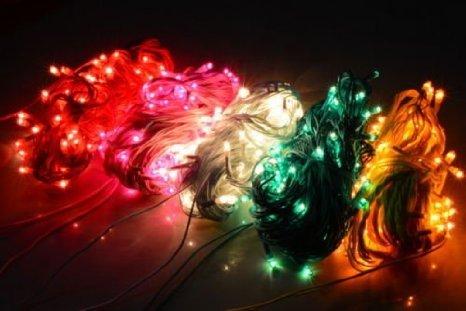 ASCENSION decoration lighting for diwali christmas Rice lights Serial bulbs – SET OF 4