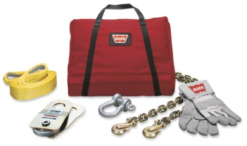 Buy Discount WARN 25300 Medium Duty Winching Accessory Kit