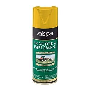 Amazon.com: Valspar 5339-25 Cub Cad Yellow Tractor and