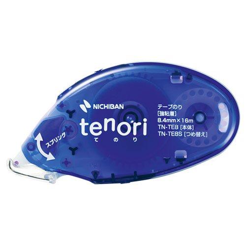 ニチバン テープのり tenori(てのり) TN-TE8 強粘着