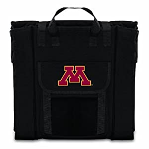 Ncaa Minnesota Golden Gophers Portable Stadium Seat by Picnic Time