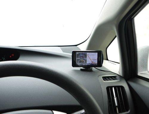 【Amazon.co.jp】限定 セルスター(CELLSTAR) ASSURA 無線LAN搭載 GPS一体型レーダー探知機AR-G800AZ