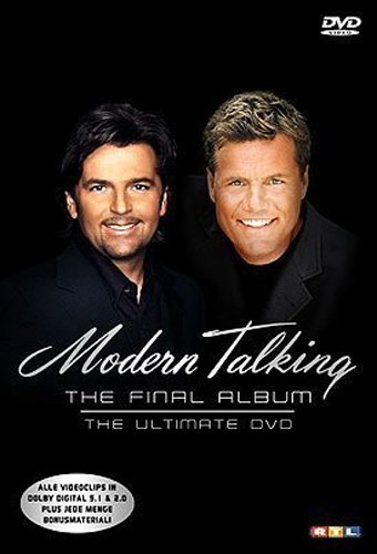 Modern Talking - The Final Album (bonus disc) - Zortam Music