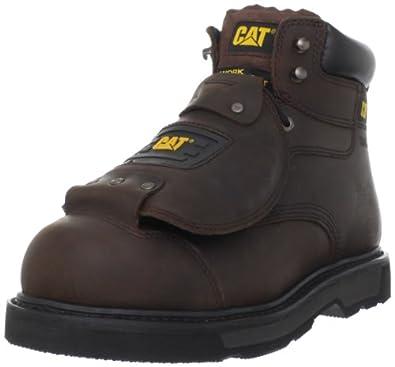 Amazon.com: Caterpillar Men's Assault Work Boot: Shoes