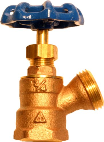 Aviditi 11286AVI Boiler Drain Valve with Female Threaded End, 3/4-Inch FIP (Washing Machine Hookup Box compare prices)